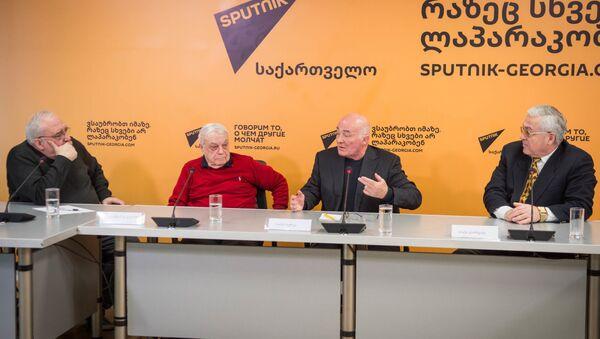 მრგვალი მაგიდა: ბუნებრივი რესურსების ეფექტური გამოყენებაეკონომიკის განვითარებისთვის - Sputnik საქართველო