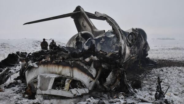 Крушение самолета в Афганистане - Sputnik Грузия