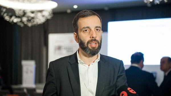 Георгий Абрамишвили исполнительный директор Ассоциации Развитие обновляющейся энергии Грузии - Sputnik Грузия