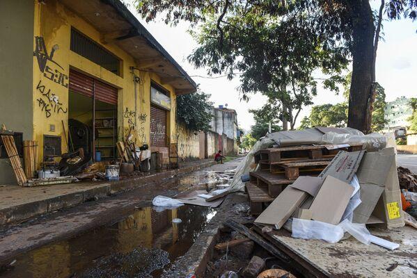 Последствия сильных ливней в Бразилии - Sputnik Грузия