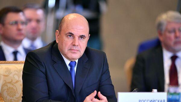 Рабочий визит премьер-министра РФ М. Мишустина в Казахстан - Sputnik Грузия