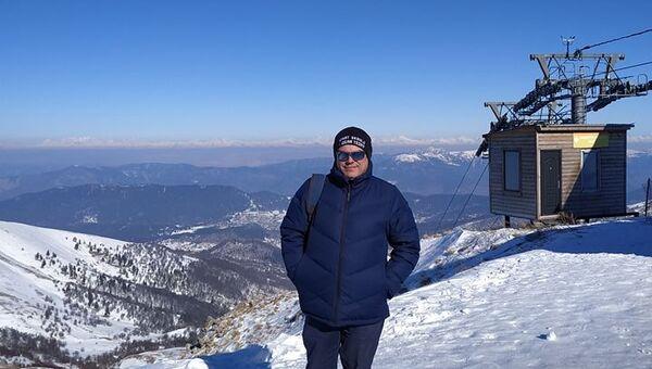 Сандро Мгеладзе - колумнист - Sputnik Грузия