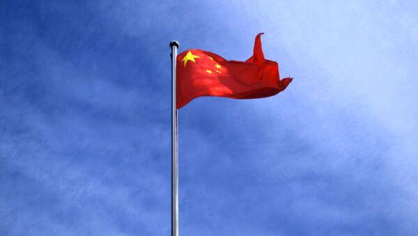 Флаг Китая - Sputnik Грузия