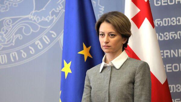 ეკატერინე ტიკარაძე - Sputnik საქართველო