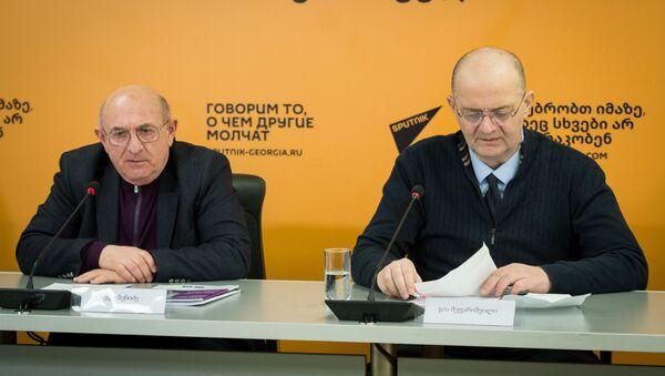 Пресс-конференция: Как частая смена первых лиц отражается на функционировании системы - Sputnik Грузия