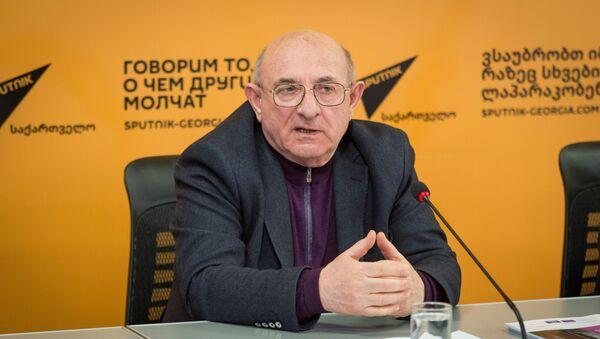 Венеди Бенидзе доктор права, профессор  - Sputnik Грузия