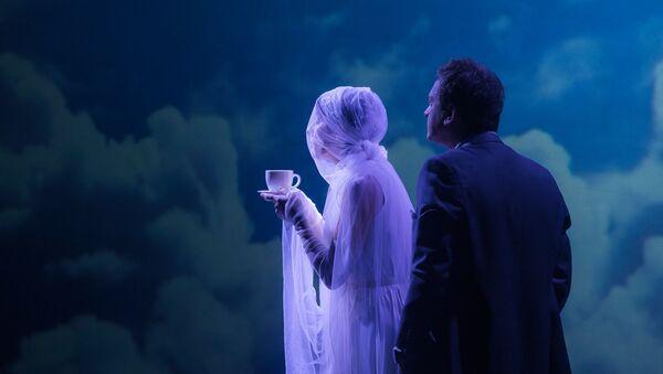 СпектакльКрейцерова соната Толстого пройдет на сценеТбилисского академического театра им. К. Марджанишвили  - Sputnik Грузия