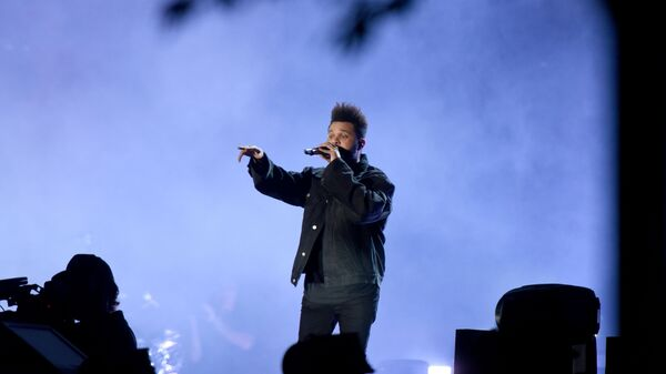 მომღერალი The Weeknd - Sputnik საქართველო