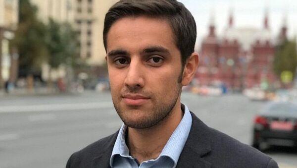 Политолог, старший преподаватель РУДН Камран Гасанов  - Sputnik Грузия