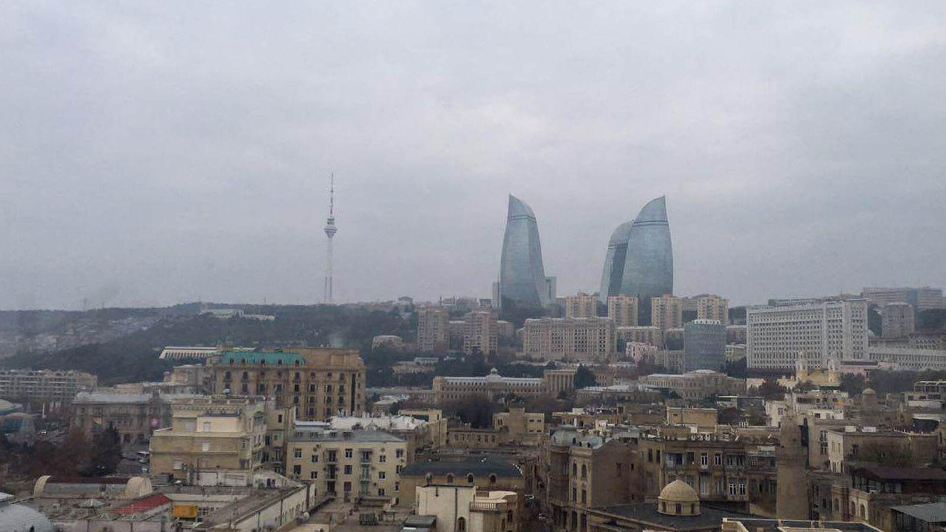 г. Баку  - Sputnik Грузия, 1920, 30.09.2021