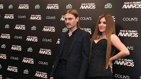 Участники группы Little Big Илья Прусикин и Софья Таюрская  - Sputnik Грузия