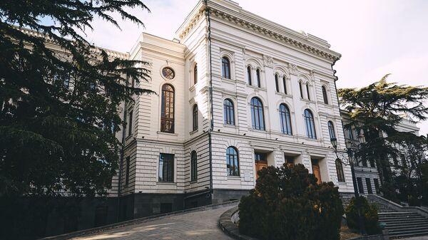 Тбилисский государственный университет - Sputnik Грузия