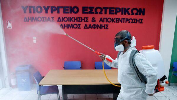 საბერძნეთი - Sputnik საქართველო