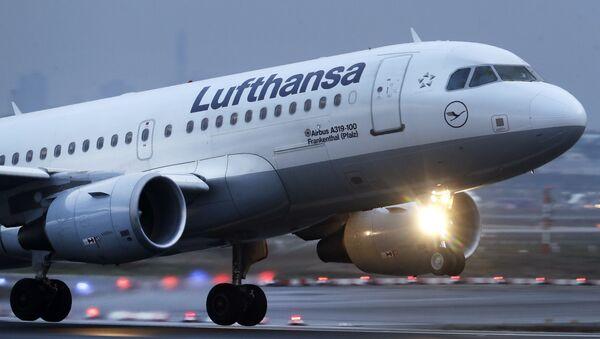 Lufthansa  - Sputnik საქართველო
