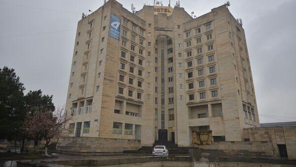 სასტუმრო რუსთავი - Sputnik საქართველო