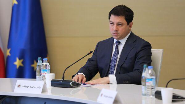 Председатель парламента Грузии Арчил Талаквадзе - Sputnik Грузия
