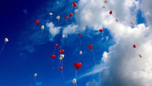 საჰაერო ბურთები ცაში - Sputnik საქართველო
