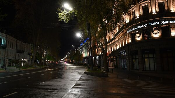 ღამის თბილისი - Sputnik საქართველო