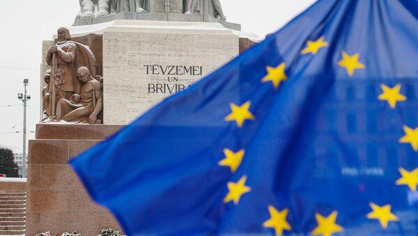 Флаг Евросоюза - Sputnik Грузия