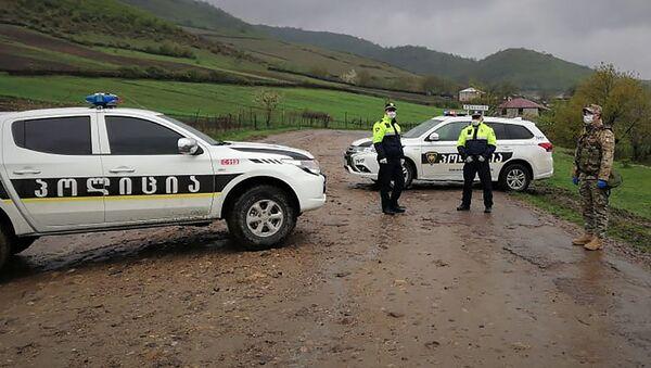 В Болнисском районе власти приняли решение закрыть еще три села на строгий карантин  - Sputnik Грузия