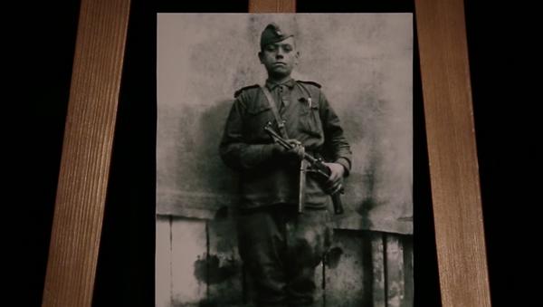 Фронтовая перекличка: дед ушел на фронт, когда ему не исполнилось и 18 - Sputnik Грузия