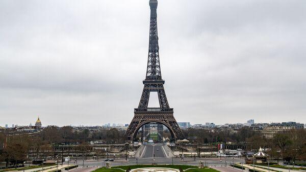 Ситуация в Париже в связи с коронавирусом - Sputnik Грузия