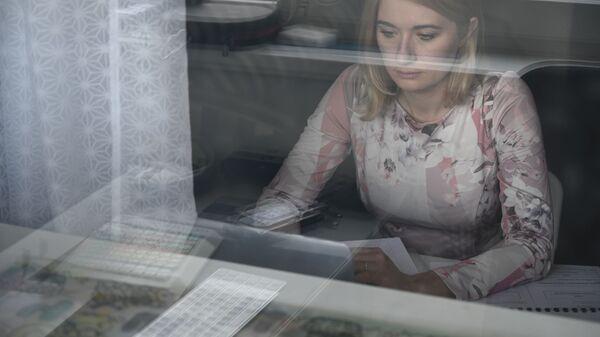 Удаленный режим работы из-за угрозы распространения коронавируса - Sputnik Грузия