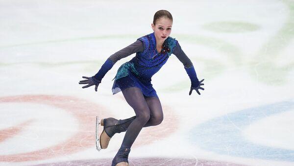 Александра Трусова - Sputnik Грузия