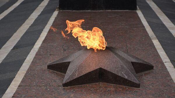 მარადიული ცეცხლი - Sputnik საქართველო