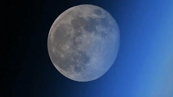 Сказка о том, как американцы с друзьями на Луне ресурсы добывали - Sputnik Грузия