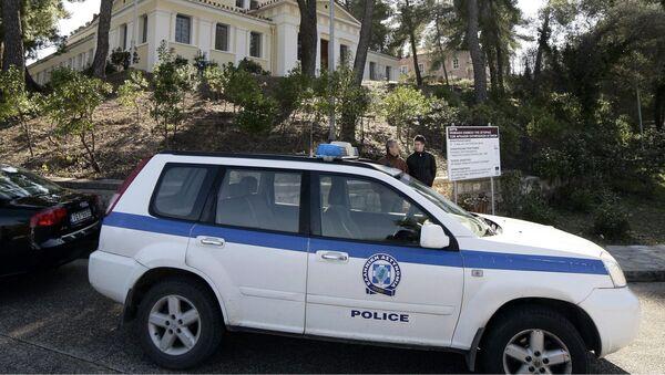 საბერძნეთის პოლიცია - Sputnik საქართველო
