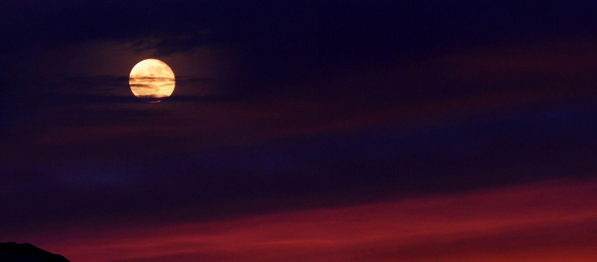 სავსე მთვარე - Sputnik საქართველო, 1920, 09.07.2020