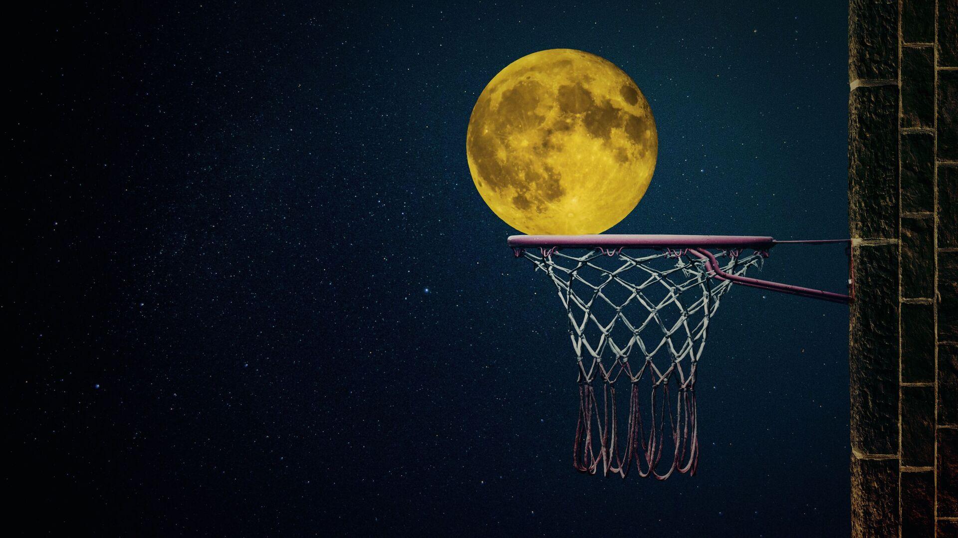 სავსე მთვარე - Sputnik საქართველო, 1920, 21.09.2021