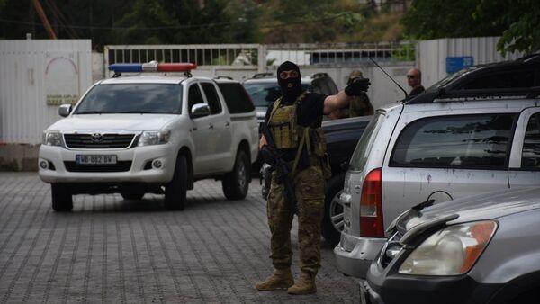 Служба государственной безопасности провела спецоперацию в столице Грузии - Sputnik Грузия