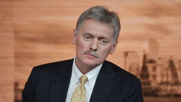 Пресс-секретарь президента РФ Дмитрий Песков - Sputnik Грузия