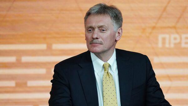 Заместитель руководителя администрации президента, пресс-секретарь президента РФ Дмитрий Песков - Sputnik Грузия