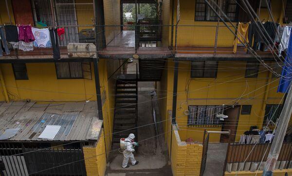 Из-за бедности в Латинской Америке проводится мало тестов на COVID-19 - Sputnik Грузия