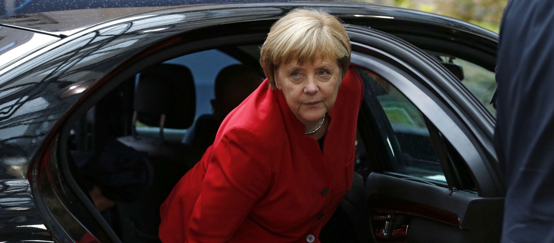 Ангела Меркель - Sputnik საქართველო, 1920, 11.06.2021