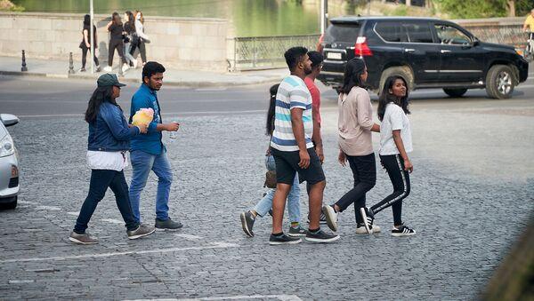 სტუდენტები ინდოეთიდან - Sputnik საქართველო