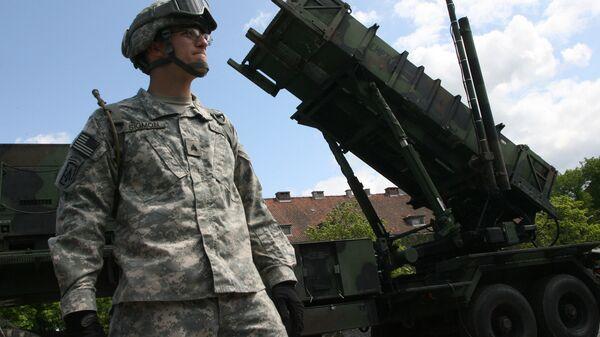 Американские ракеты Patriot размещены в Польше - Sputnik Грузия